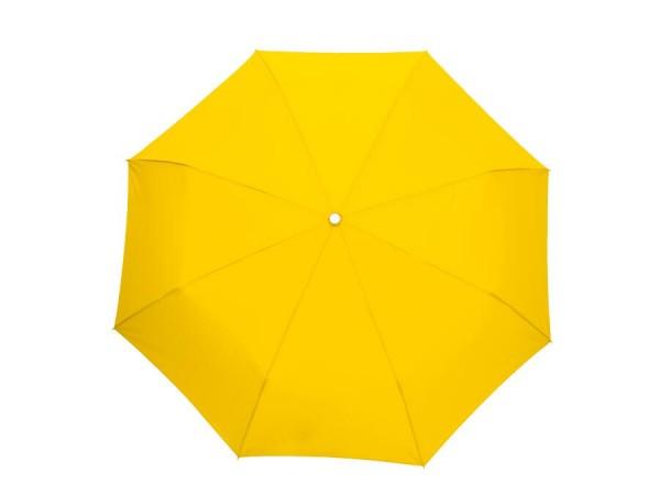 Taschenschirm TWIST in gelb
