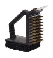 Handgrillreiniger TIP TOP in schwarz