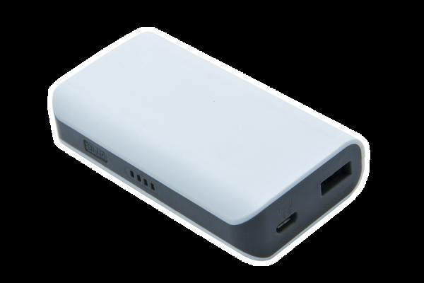 Powerbank S4400, weiß