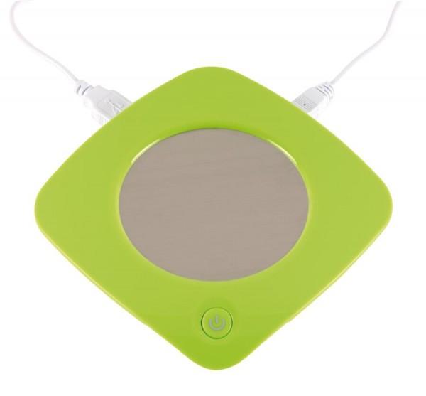 USB-Tassenwärmer HEAT IT in grün