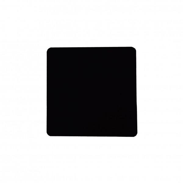 Wollfilz Untersetzer, quadratisch (Filzstärke: 3 mm) - optional mit Siebdrucktransfer