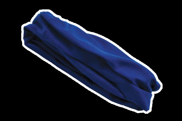 Multifunktions-Schal, marineblau