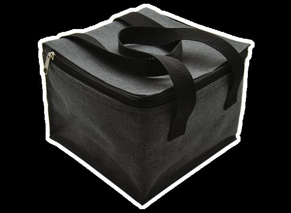Tasche für Bento, grau meliert