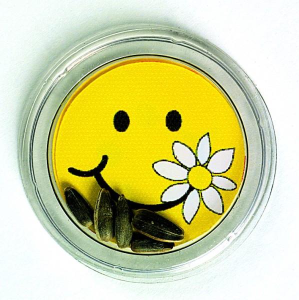 Mailing-Box Smile, Zwergsonnenblume, 1-4 c Digitaldruck inklusive