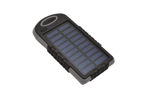 Solar powerbank 'Algarve', 4000 mAh