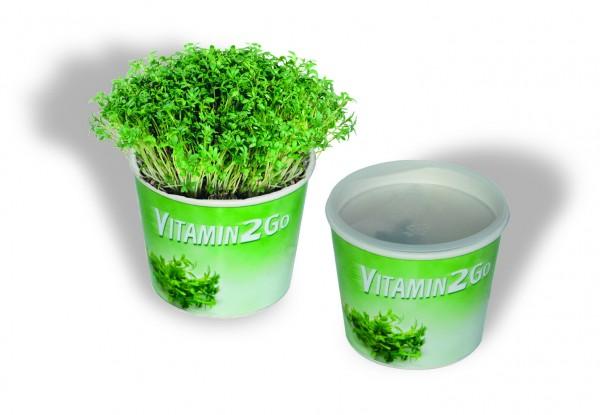 Vitamin 2Go, Kresse, 1-4 c Digitaldruck inklusive