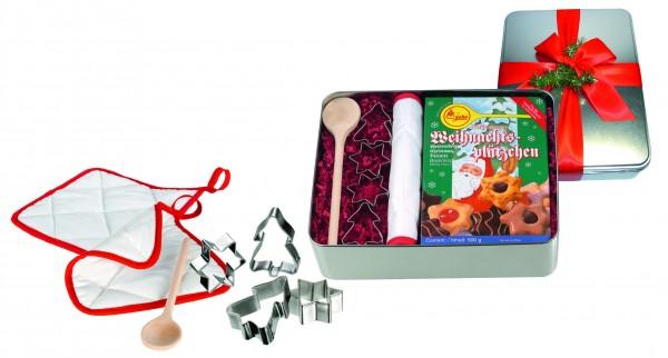 Weihnachtsbäckerei-Set - Individualisierung: Anhängekärtchen