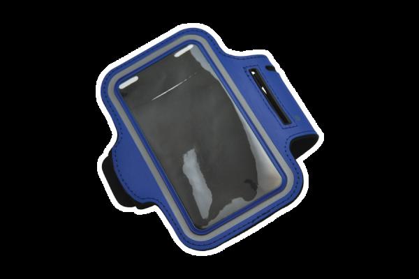 Sportarmband für Smartphone 'Trail', blau