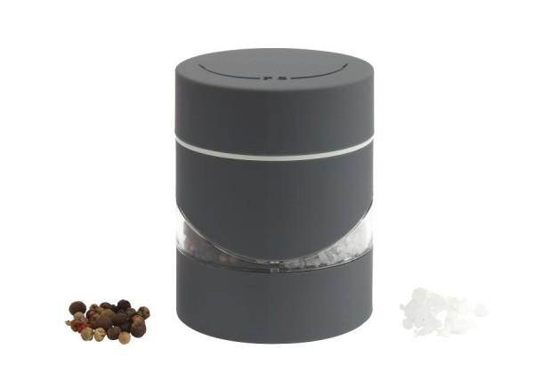 Salz- und Pfeffermühle FAMOUS in grau