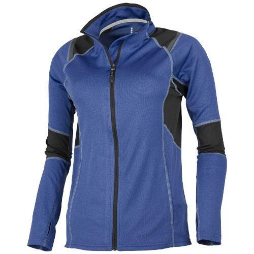 Jaya Damen Trainingsjacke versch. Größen in versch. Farben mit Siebdruck