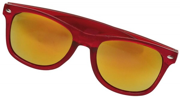 Sonnenbrille REFLECTION in rot