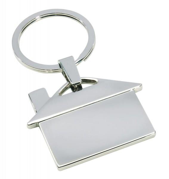 Schlüsselanhänger IN-HOUSE in silber