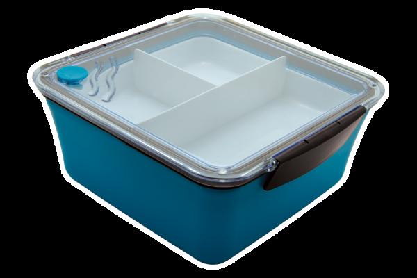 Lunchbox 'Nagoya', blau