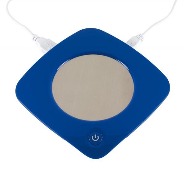 USB-Tassenwärmer HEAT IT in blau