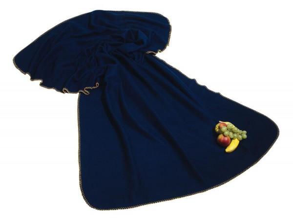 Picknickdecke OPEN-AIR in blau