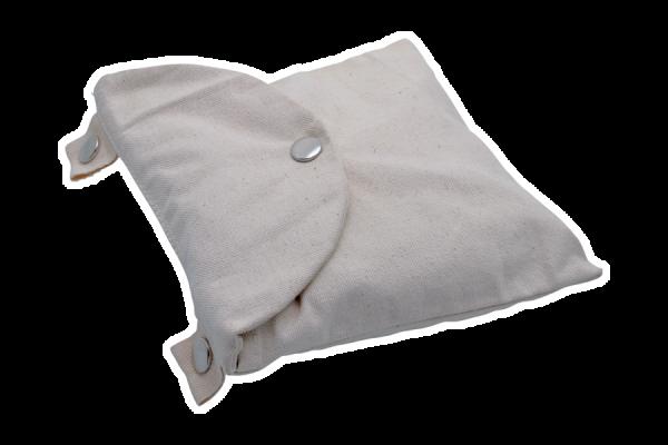 Pilzsammlertasche aus Bio-Baumwolle 'Octobre'