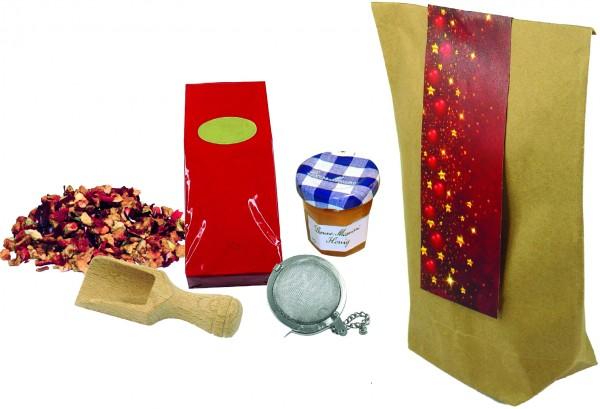 Weihnachtstüte, 1-4 c Digitaldruck inklusive