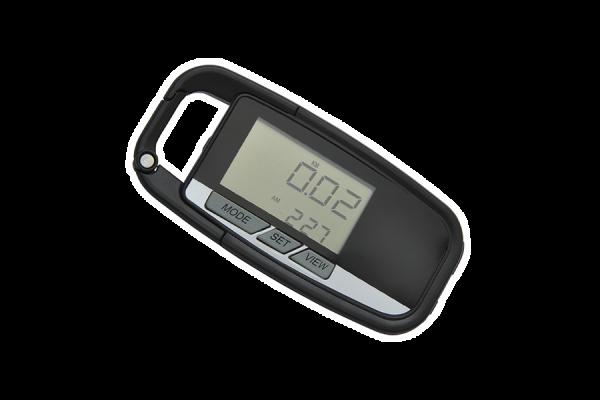 Schrittzähler '3D Sensor'