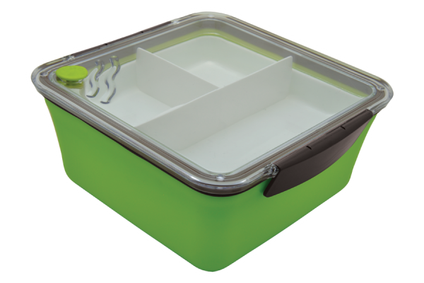 Lunchbox 'Nagoya', grün