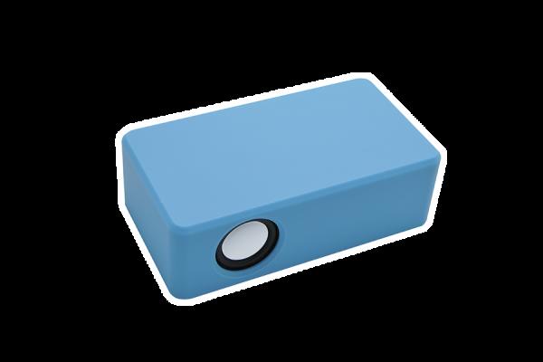 Kabelloser Lautsprecher 'Power Up', blau