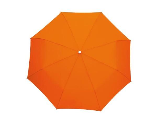 Taschenschirm TWIST in orange