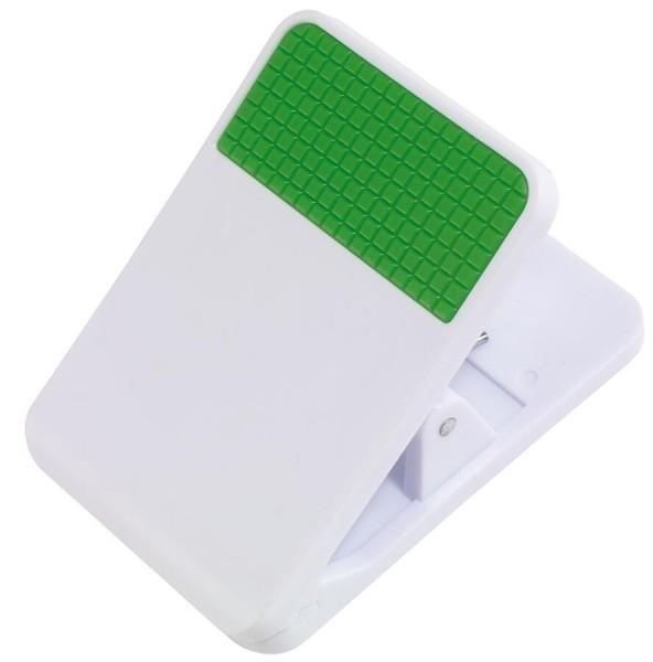Magnet-Clip TO DO in grün, weiß