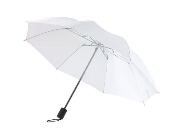 Taschenschirm REGULAR in weiß