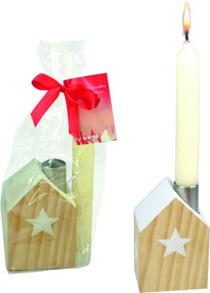 Weihnachts-Kerzenzauber, 1-4 c Digitaldruck inklusive