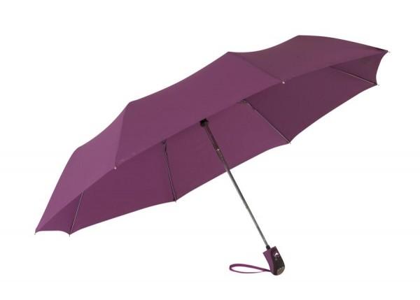 Automatik-Taschenschirm COVER in lavendel