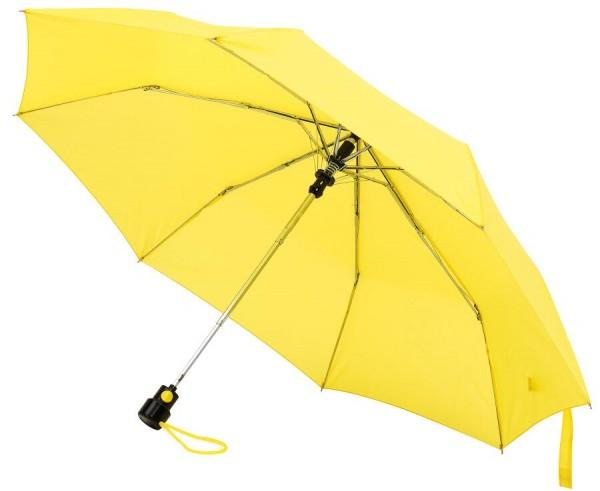 Automatik-Taschenschirm PRIMA in gelb