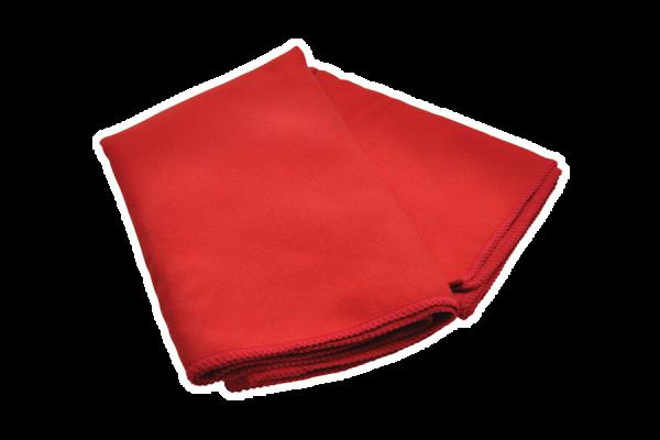 Mikrofaserhandtuch 'Cham' (S), rot