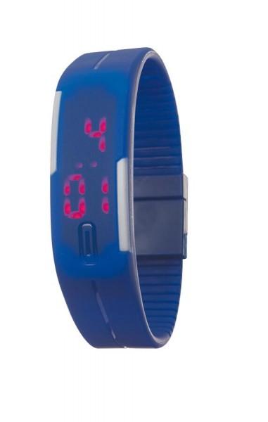 Armbanduhr IN TIME in blau