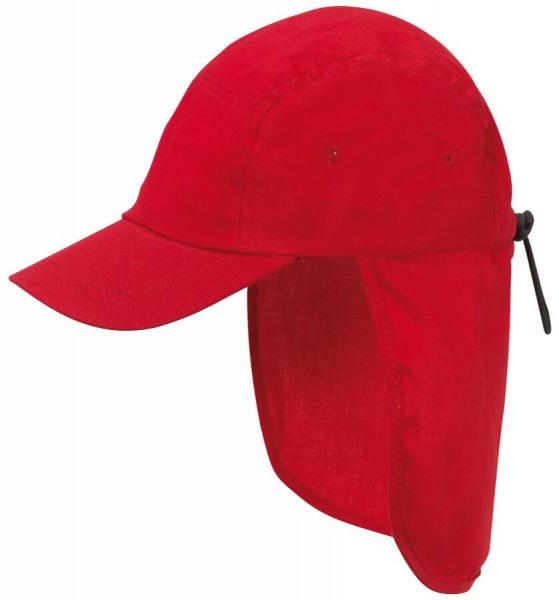 Kinder-Legionärs-Kappe WICKIE in rot