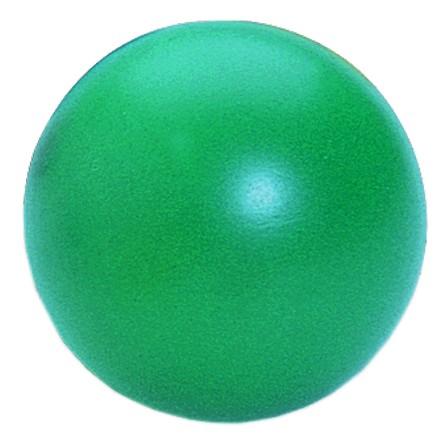 SQUEEZIES® Ball - grün (Größe: ca. 7 cm Durchmesser) - optional mit Tampondruck