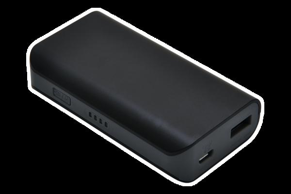 Powerbank S4400, schwarz