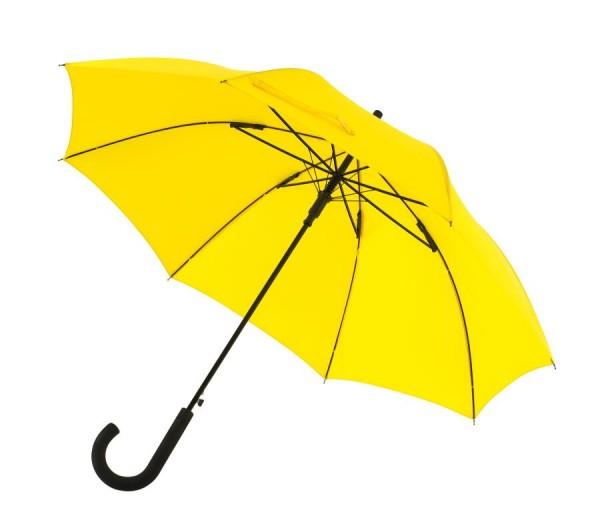 Windproof-Stockschirm WIND in gelb