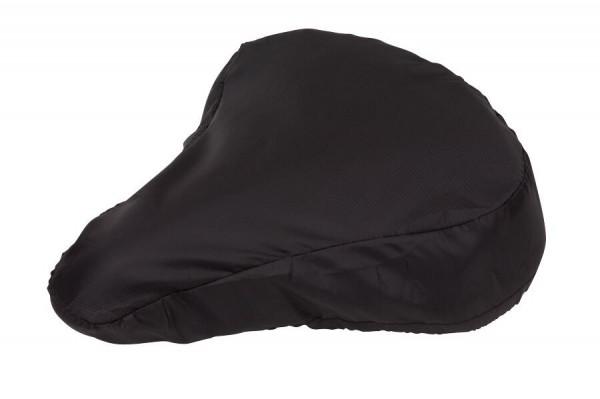Sattel-Regenschutz DRY SEAT in schwarz