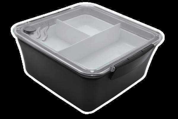 Lunchbox 'Nagoya', grau