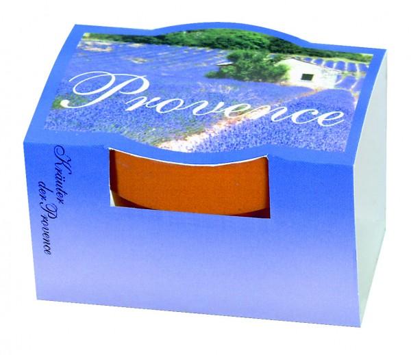 Tontöpfchen Kräuter der Provence, 1-4 c Digitaldruck inklusive