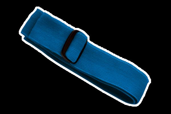 Elastisches Band für Stirnlampe 'Orkanger', blau