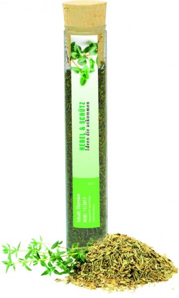 Kräuter-Genuss Thymian, 1-4 c Digitaldruck inklusive