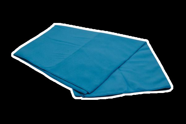 Mikrofaserhandtuch 'Cham' (M), blau