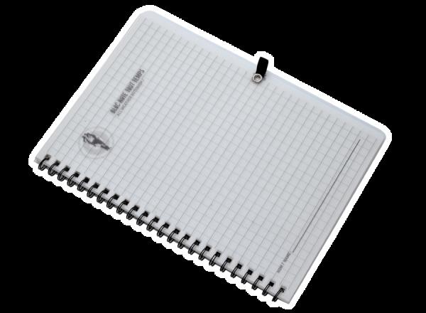 Wasserfester Schreibblock 'Outside'