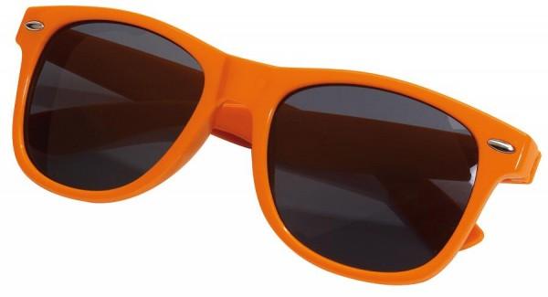 Sonnenbrille STYLISH in orange