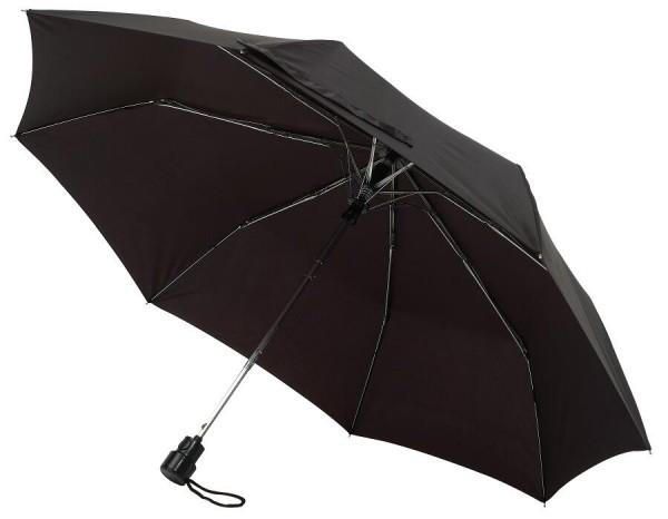 Automatik-Taschenschirm PRIMA in schwarz