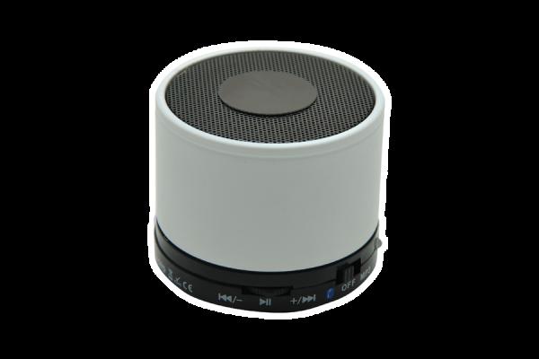 Kabelloser Mini-Lautsprecher 'Thunder Bay', weiß
