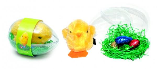 Süße Nascher-Ei, 1-4 c inklusive