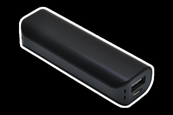 Powerbank S2500, schwarz