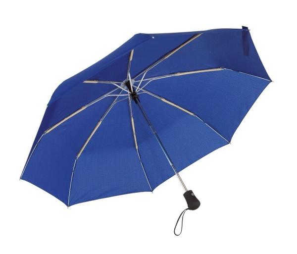 Windproof-Taschenschirm BORA in blau
