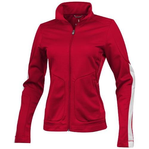 Maple Damen Trainingsjacke versch. Größen in versch. Farben mit Siebdruck